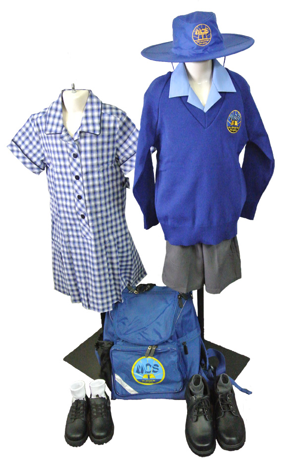 Uniform Maranatha Christian School